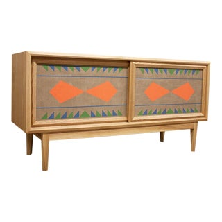 Volk Furniture Dean Credenza For Sale