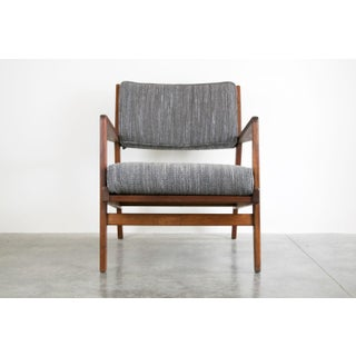Jens Risom 'Caribe' Mid-Century Lounge Chair, Restored Preview