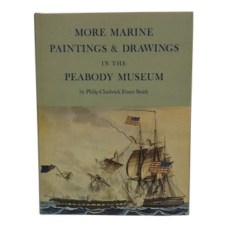 """1970s """"More Marine Painting & Drawings in the Peabody Museum"""" by Phillip Chadwick Foster Smith For Sale"""