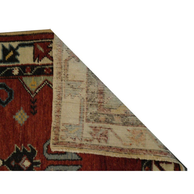 Vintage Turkish Oushak Rug - 2′8″ × 5′6″ For Sale - Image 4 of 4