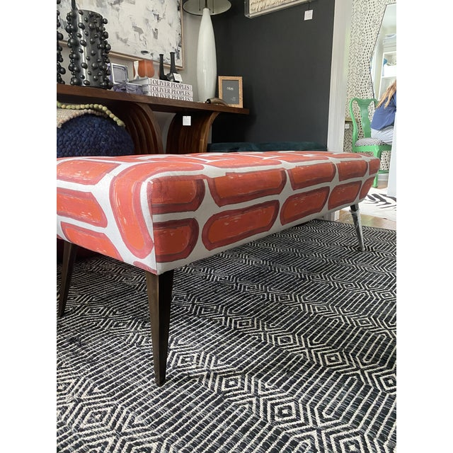 Arteriors Home Mod Bench For Sale In New York - Image 6 of 10