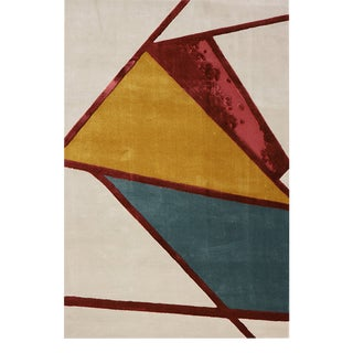 Covet Paris Bauhau Geometric Rug For Sale