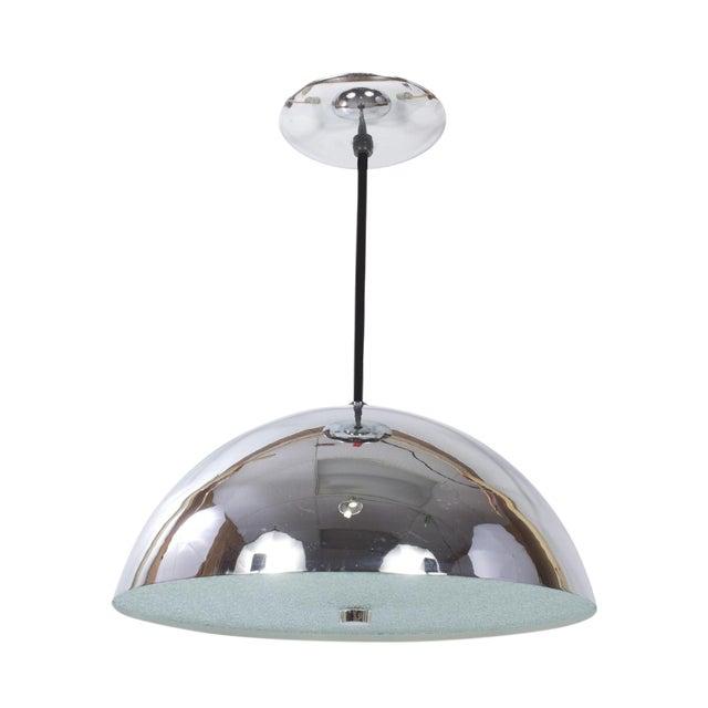 1970's Chrome Dome Light - Image 1 of 5