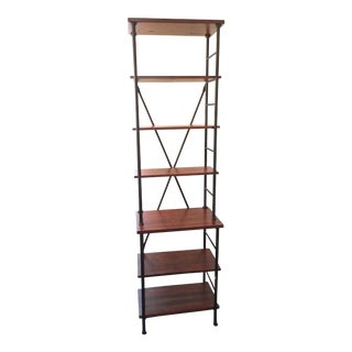 Ballard Designs Sonoma Cherry Tower Shelf