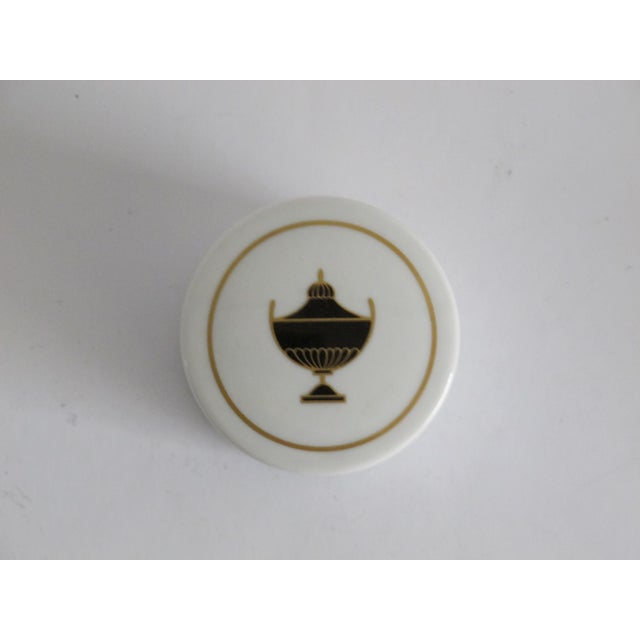 Richard Ginori Urn Box For Sale - Image 5 of 6