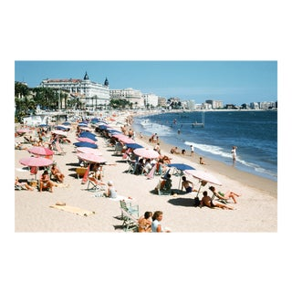 1950s Vintage French Riviera Limited Edition Photograph For Sale