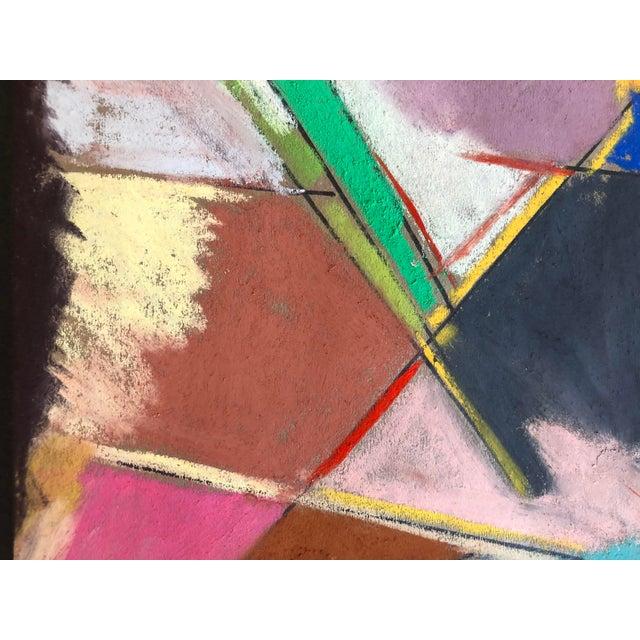 """Erik Sulander """"Napa"""" Original Pastel by Erik Sulander 12x10.5 For Sale - Image 4 of 5"""
