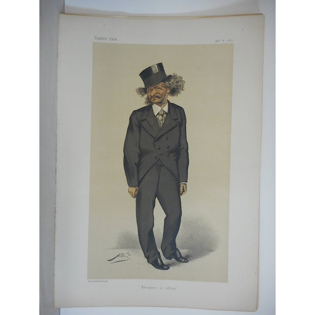 Outstanding images by some of England's finest 19th C. artists depicting important British figures of the day. This...