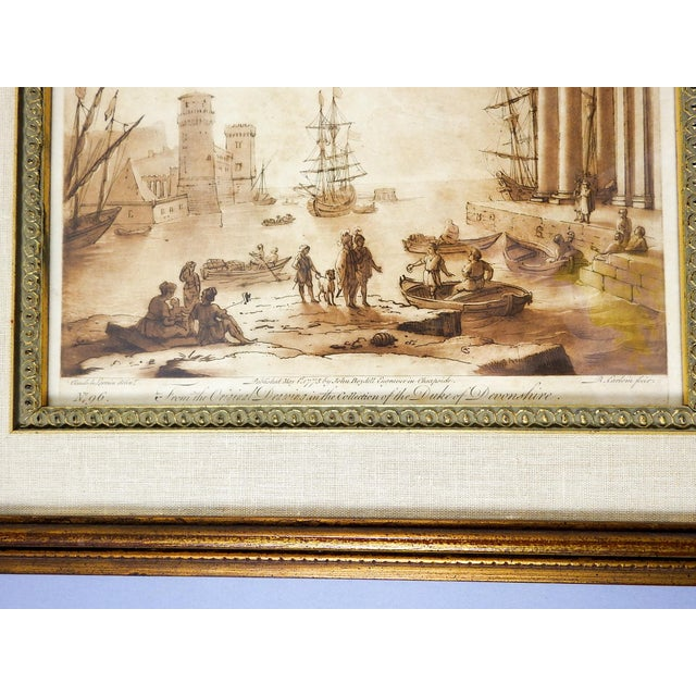 Richard Earlom 1775 Mezzotint Etchings - A Pair For Sale - Image 4 of 6