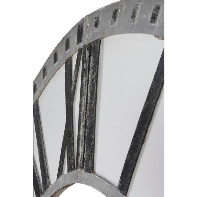 Cast Aluminum Clock Face - Image 3 of 5