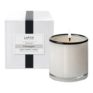 Champagne Signature Candle For Sale