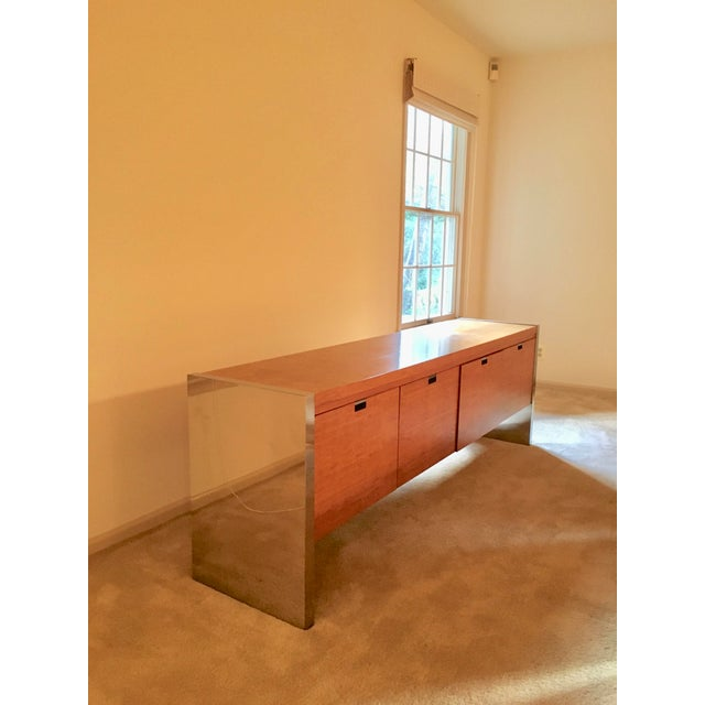Dunbar Furniture Dunbar Berne Indiana Credenza For Sale - Image 4 of 4