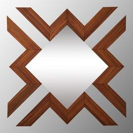 Image of Geometric Wall Mirrors