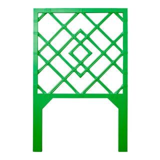 Darien Headboard Twin - Bright Green For Sale