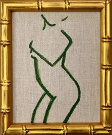 Image of Faux Bamboo Fine Art