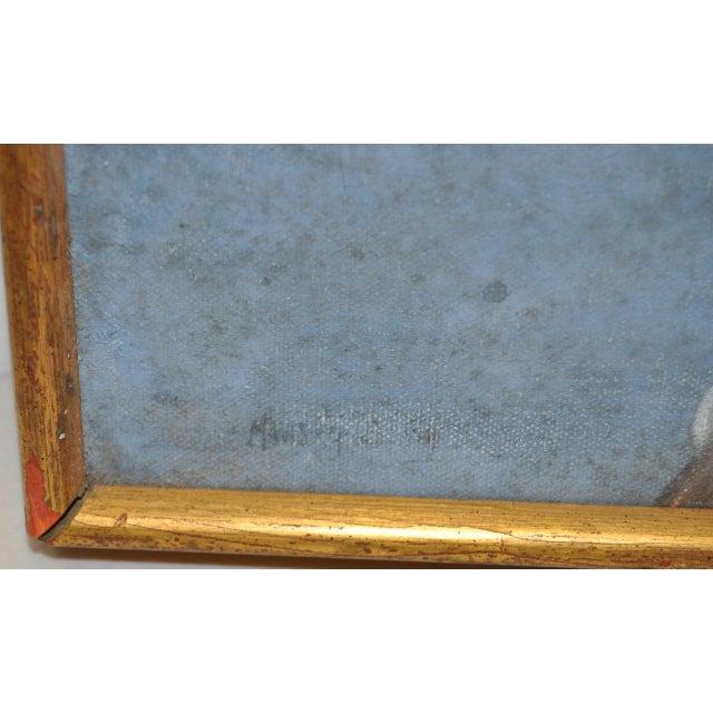 Hutchinson Co. Quarry Original Oil Painting c.1960 - Image 3 of 9
