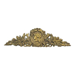 Early 20th Century Antique Bronze Figural Accent For Sale