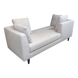 Contemporary Double End Sofa For Sale