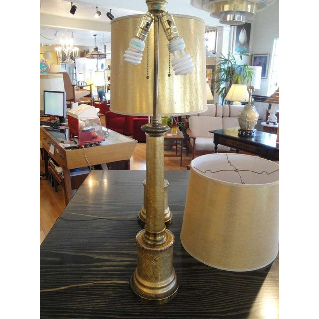 Paul Hanson Hollywood Regency Lamps - A Pair - Image 7 of 7