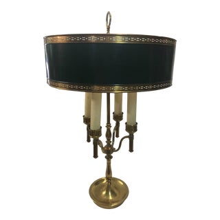 French Bouillette Lamp For Sale