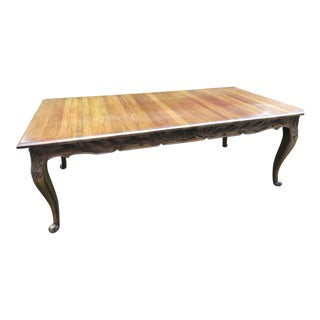 Mid 19th Century Marie Albert French Dining Table For Sale