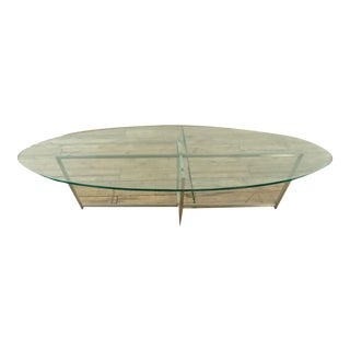 Modern Room & Board Soto Coffee Table For Sale