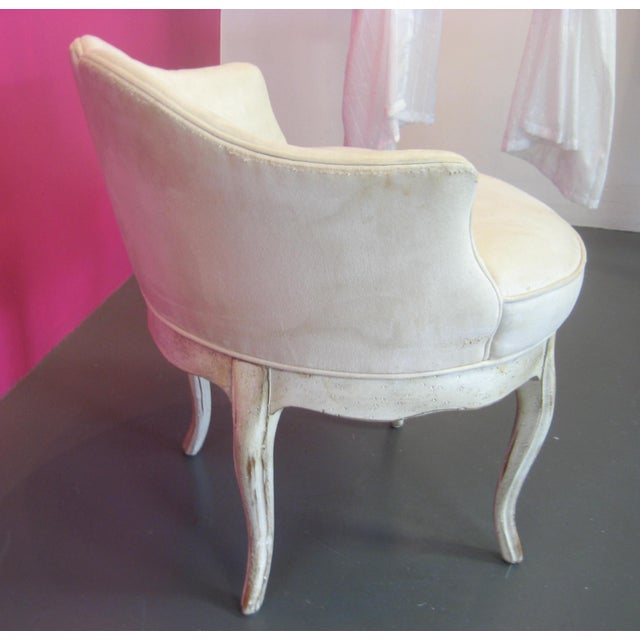 Louis XV-Style Seat - Image 4 of 8