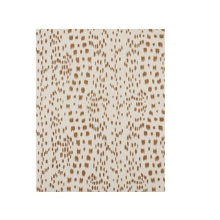 Brunschwig and Fils Les Touches Tan Wallpaper For Sale