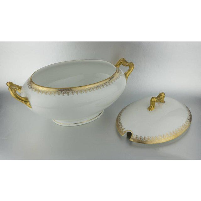 Limoges Covered Tureen - Image 8 of 11