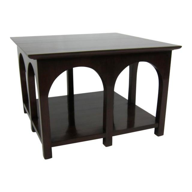 T.H. Robsjohn-Gibbings Coliseum Side Table For Sale