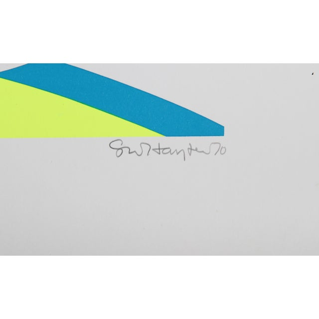 Artist: Stanley Hayter, British (1901 - 1988) Title: Untitled 4, from the Aquarius Suite Year: 1970 Medium: Silkscreen,...