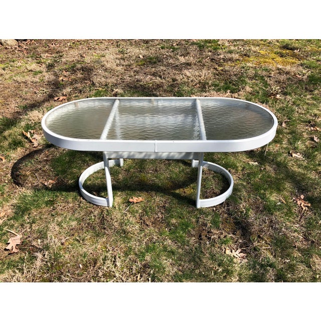 1980s Modern Winston Patio Coffee Table For Sale - Image 5 of 10