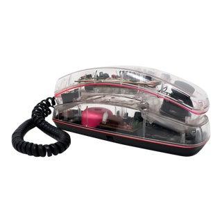 1980s Conairphone Neon Phone For Sale