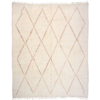 Contemporary Large Moroccan Oversized Rug - 17' X 20'09 For Sale