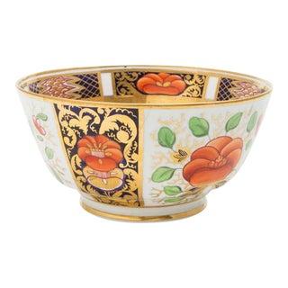 19th Century Minton Porcelain Waste Bowl For Sale