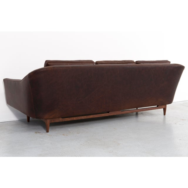 Jens Risom Model 2516 Sofa - Image 5 of 11