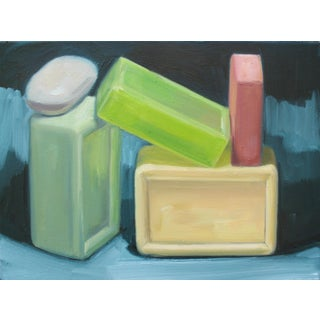 """Paula McCarty """"Soaps"""" Glow Painting For Sale"""