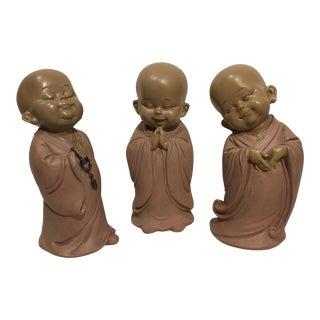 Baby Buddhas - Set of 3
