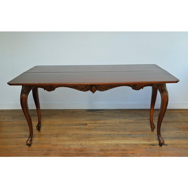 Early 20th Century Leonardo LIV-Dine Table From Waldorf Astoria For Sale - Image 4 of 13