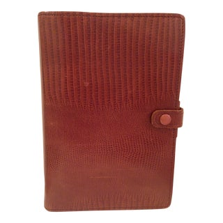 Vintage Barneys New York Filofax For Sale