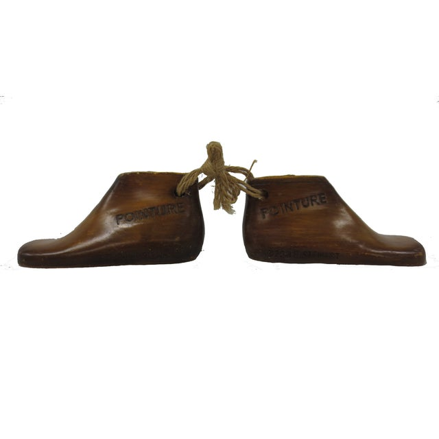 PrimitiveIndustrial Child Size Shoe Forms - A Pair - Image 4 of 6