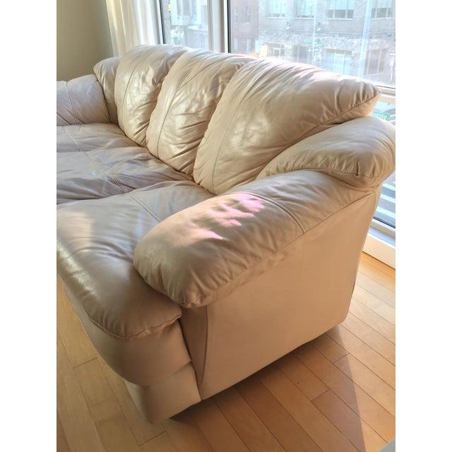 Natuzzi Italian Leather Sofa - Image 11 of 11