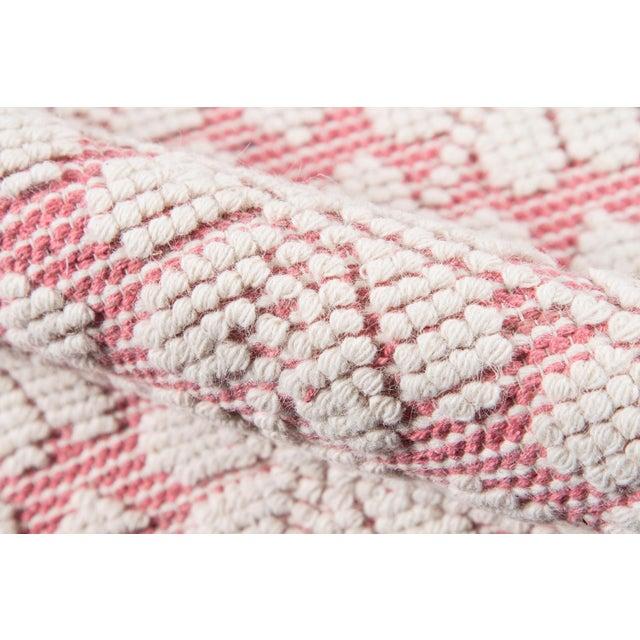 """Madcap Cottage Lisbon Seville Pink Area Rug 3'6"""" X 5'6"""" For Sale - Image 4 of 8"""
