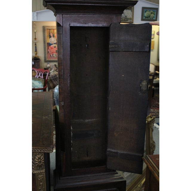 Pace Jones Mommouth Grandfather Clock For Sale - Image 4 of 8