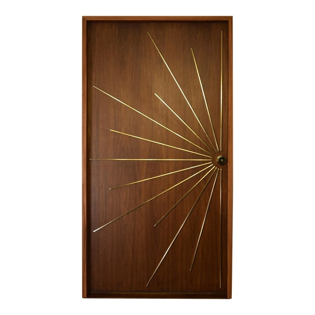 Mid-Century Modern Door for Residences For Sale
