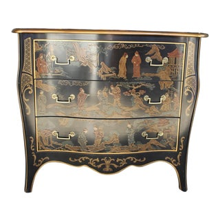 Drexel Et Cetera Chinoiserie Chest of Drawers