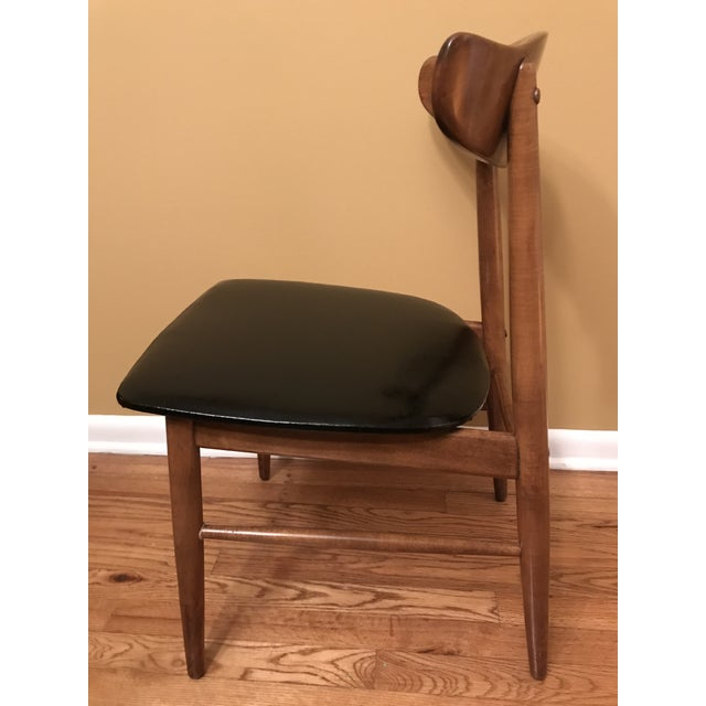 Mid Century Modern Side Chair For Sale - Image 10 of 13