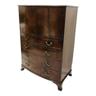 Antique Chifferobe Dresser Chest For Sale
