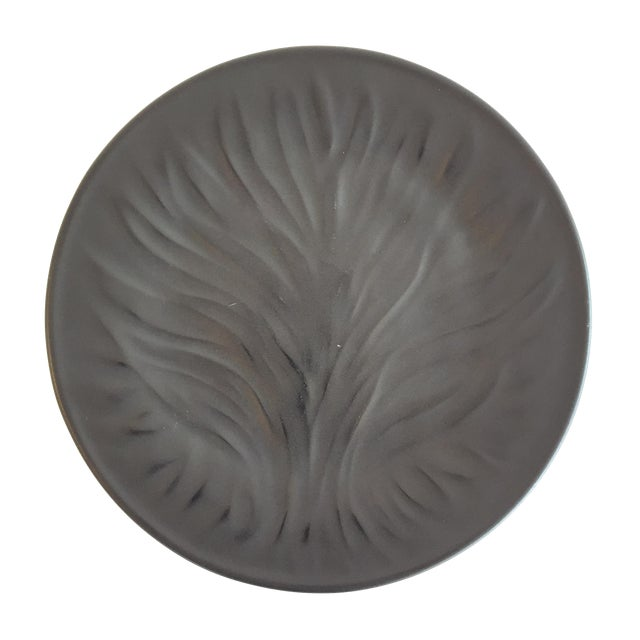 "Lalique ""Tree of Life"" Salad Plates - Set of 3 For Sale"