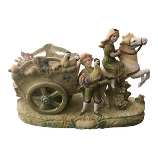 Colbert Horse & Carriage Planter For Sale